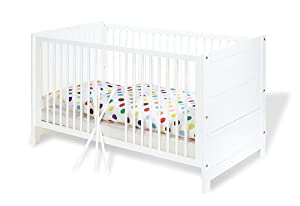 Pinolino cot bed Puro (White) by Pinolino