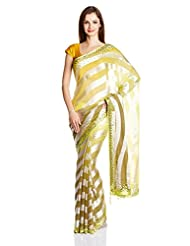 Satya Paul Satin Saree