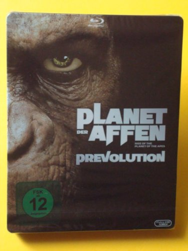 Planet der Affen - Prevolution (Steelbook) [Blu-ray]
