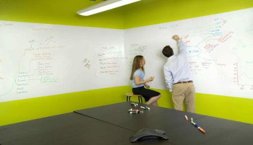 Tabby 39 s fresh deals tabby 39 s fresh deals for Sherwin williams dry erase paint review