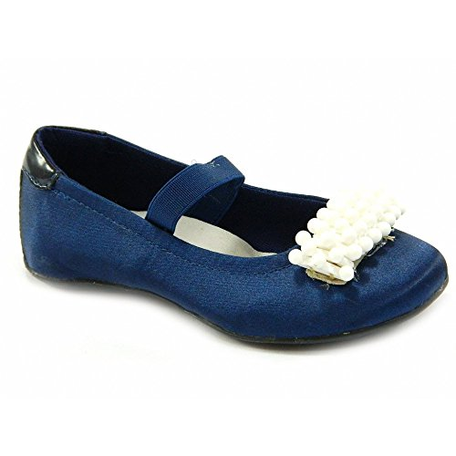 Naturino - Naturino ballerina blu bambina 3464 - Blu, 27