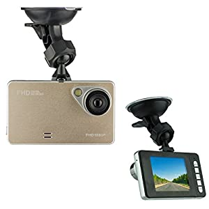 Car Black Box Driving Video Recorder HD 1080P 170 Degree Ultra Wide Angle Lens G-Sensor Vehicle Camera Camcorder