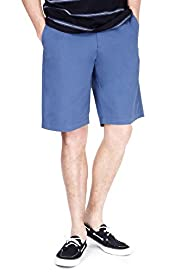 Blue Harbour Pure Cotton Plain Chino Shorts