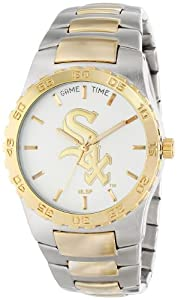 Game Time Men's MLB-EXE-CWS Chicago White Sox Watch