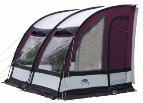 Kampa Rally Lightweight Porch Awnings - New Caravans, Used Caravan
