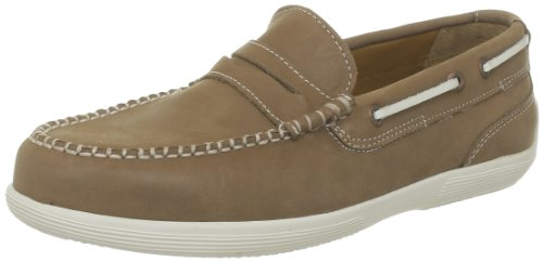 Sebago Nantucket Classic Boat Shoe Mens Brown Braun (Cognac) Size: 11 (45 Eu)