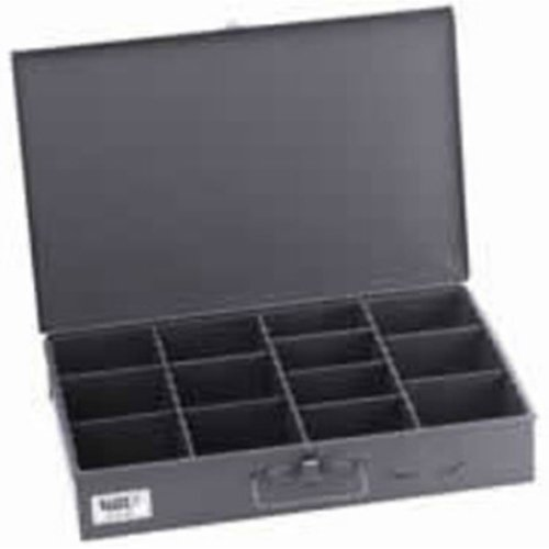 Klein 54451 Adjustable Compartment Parts-Storage Box, Extra-Large