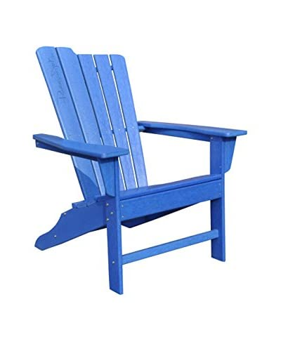 Panama Jack Adirondack Chair, Blue