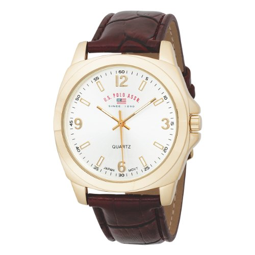 U.S. Polo Assn. Classic Men's US5153 Silver Dial