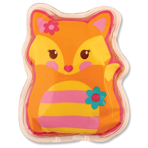 Stephen Joseph SJ102643 Fox Freezer Friends Cold Pack, Multicolor