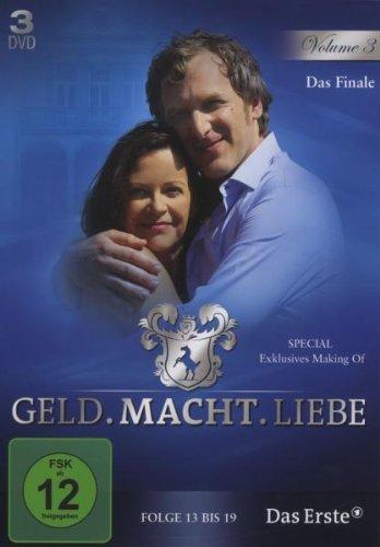 Geld.Macht.Liebe. Volume 3 (3 DVDs)