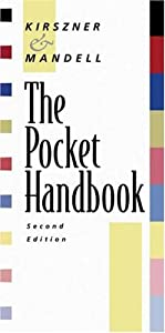Pocket Handbook With Infotrac: With Mla Update Laurie G. Kirszner and Stephen R. Mandell