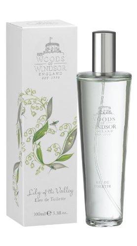 Woods of Windsor, Eau de Toilette spray Donna alla violetta, 1 x 100 ml
