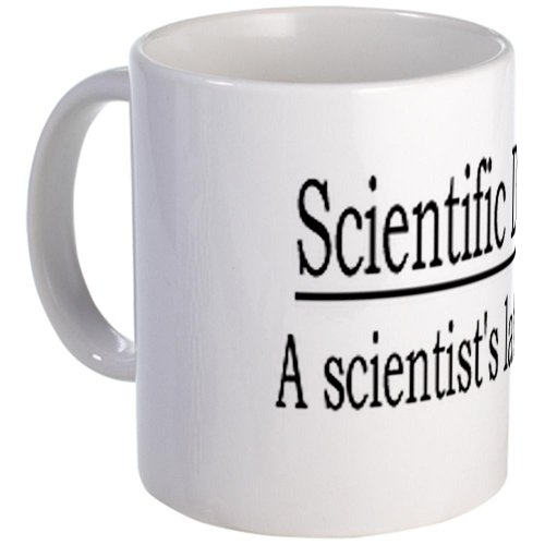 Cafepress Scientific Discovery Def. Mug - Standard