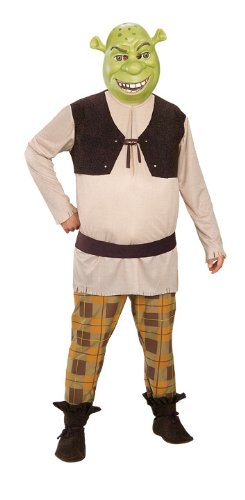 Shrek Adult Deluxe Costume