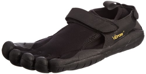 Vibram FiveFingers Women's Wm Flow Black Trainer 5F/W138BK-36 4 UK, 36 EU
