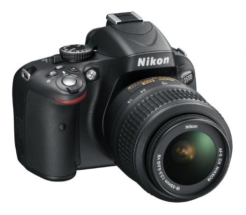 Nikon-D5100-Fotocamera-digitale-reflex-162-Megapixel-SD-8GB-Premium-100X-Lexar-Nital-card-4-anni-di-garanzia