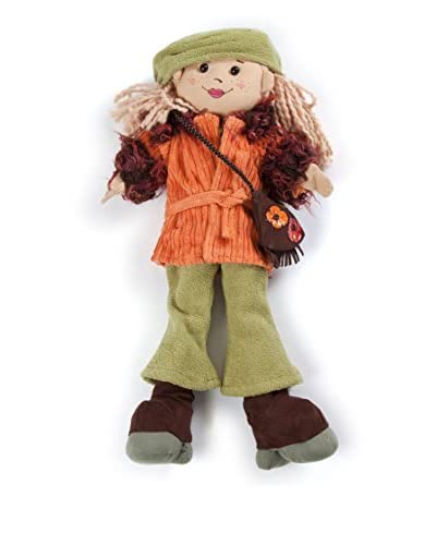 My Doll Muñeca Kane Naranja