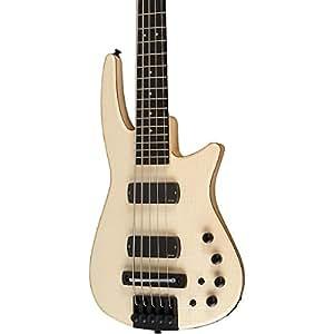 ns design cr5 radius bass guitar natural satin. Black Bedroom Furniture Sets. Home Design Ideas