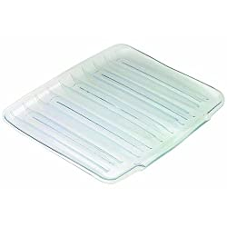 Rubbermaid Home 1182MACLR Large Drain-Away Tray