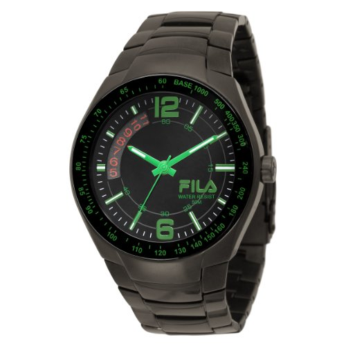 Fila Men's FA0846-62 Three-Hands Ultra Piatto Watch