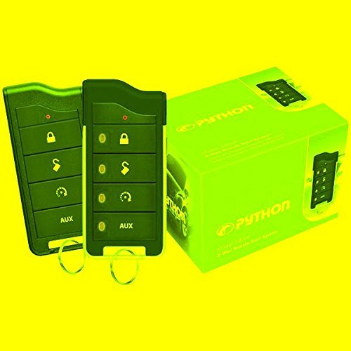 Directed Electronics Inc 4806P Python LED 2-Way Remote Start System (Remote Starter 2 Way compare prices)