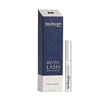 Bundle 2 Items: Revitalash Advanced Eyelash Conditioner, 0.118 Fluid Ounce , with a Paul Mitchell Compact Mirror/Brush