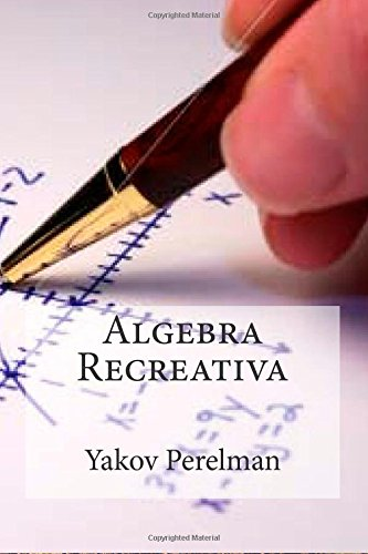 Álgebra Recreativa