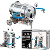 41hvwO0cjEL. SL160  Toysmith 4M Tin Can Robot