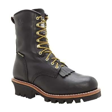 Georgia Gore-Tex Steel Toe Logger Boots®G-9380 (W8)