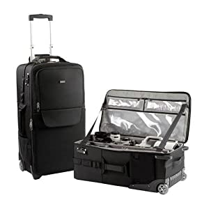 """Think Tank Photo Logistics Manager 30"""" Rolling Camera Case"""