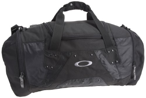 Oakley  Reisetasche Small Carry Duffel, black,