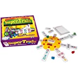 SuperTrain - Double 12 Number Dominoes