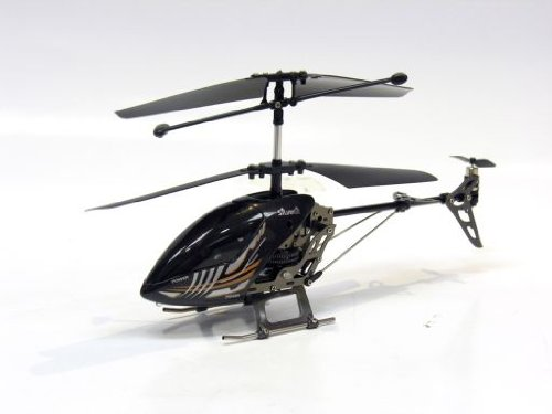 Elicottero Nero E Giallo : Silverlit elicottero a canali coassiali design