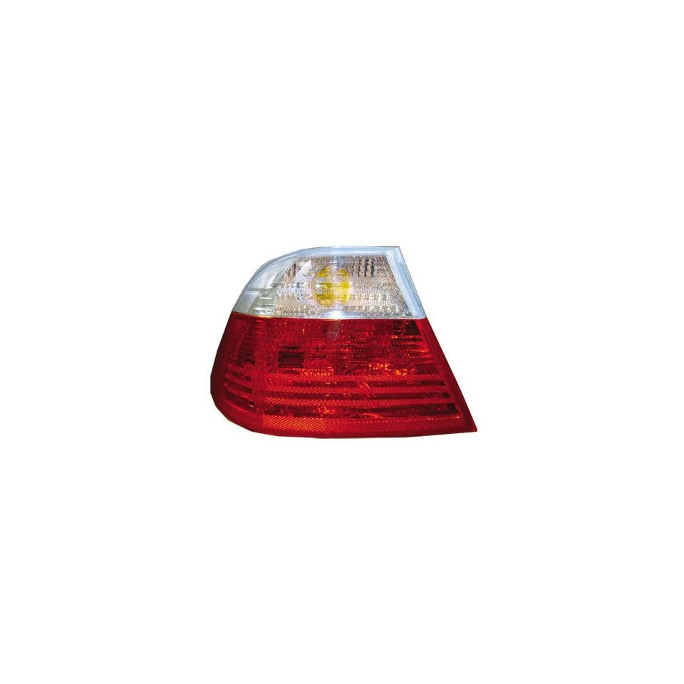 99 03 BMW 3 SERIES COUPE Left Tail Light Driver (1999 99 2000 00 2001 01 2002 02 2003 03) 63218383825 Rear Taillight Lamp LH