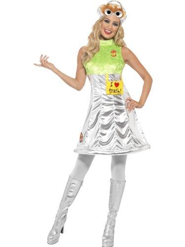 Smiffy' s-Costume da Sesame Street Oscar
