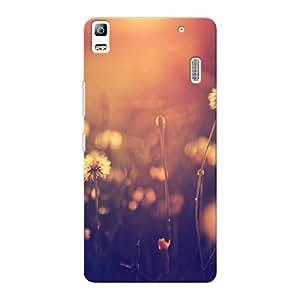 Mobile Back Cover For Lenovo K3 Note (Printed Designer Case)