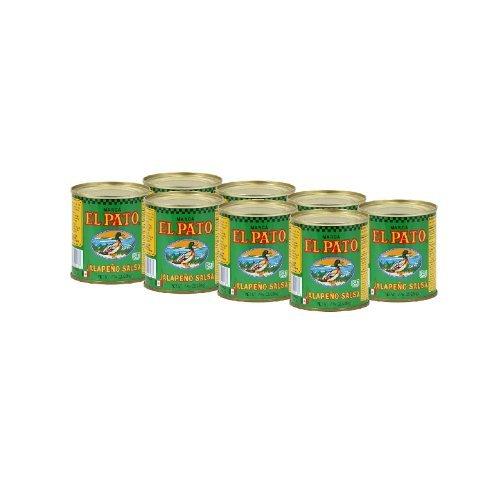 El Pato Jalapeno Salsa 7.75 oz. (8-Pack) (El Pato Jalapeno Salsa compare prices)