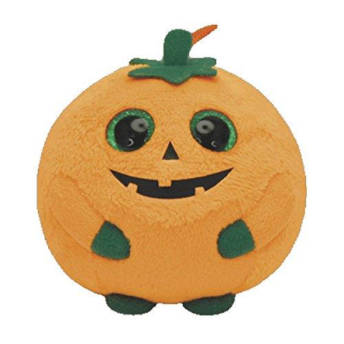 Ty Halloweenie Beanie Punkin - Pumpkin - 1