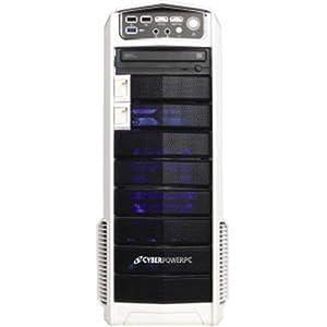CYBERPOWERPC Gamer Xtreme GXi760 Gaming Desktop - Intel Core i5-6600K 3.5 GHz CPU, 8GB DDR4 RAM, NVIDIA GTX950 2GB, 1TB HDD, 24X DVD+-RW, Win 10 Home