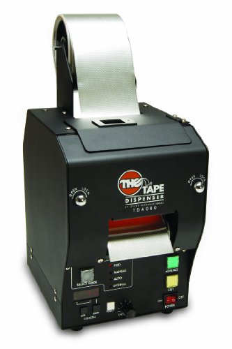 "Start International Tda080-Nmns Electronic Heavy Duty Tape Dispenser For Foil Tapes, 9"" Length X 6.625"" Width X 12"" Height"