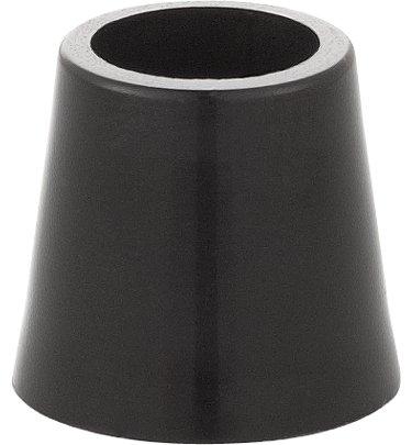 Golfsmith .335 Black Wood Ferrule - Package of 4( HAND: N/A )