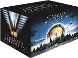 echange, troc Stargate Atlantis - Intégrale des 5 saisons - Coffret collector 25 DVD
