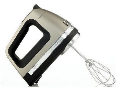 Kitchenaid 9 Speed Hand Mixer Review July 2011