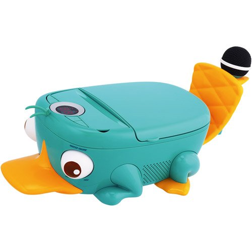 Disney - Phineas And Ferb Perry Karaoke Machine