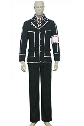 Custom-made Cosplay Costume for Vampire Knight Day Class Boy Zero Kiryu