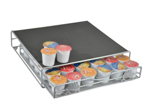 Keurig K-Cup Storage Drawer Coffee Holder for 36 K-Cups