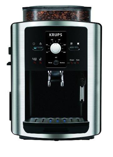 KRUPS EA 8010  Espresseria Automatic Kaffeevollautomat (Dampfdüse) thumbnail