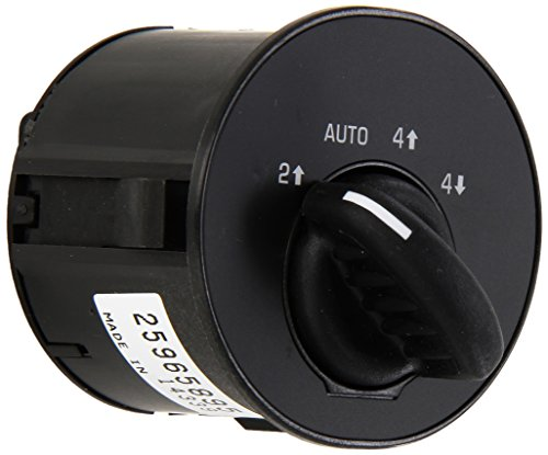 Genuine gm 25965895 transfer case selector switch vehicles for Genuine general motors parts