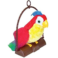 Incredible Talk Back Parrot Battery Operated Toy(Multi color)